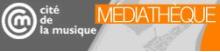 Logo Médiathèque - Cité de la musique (Paris)